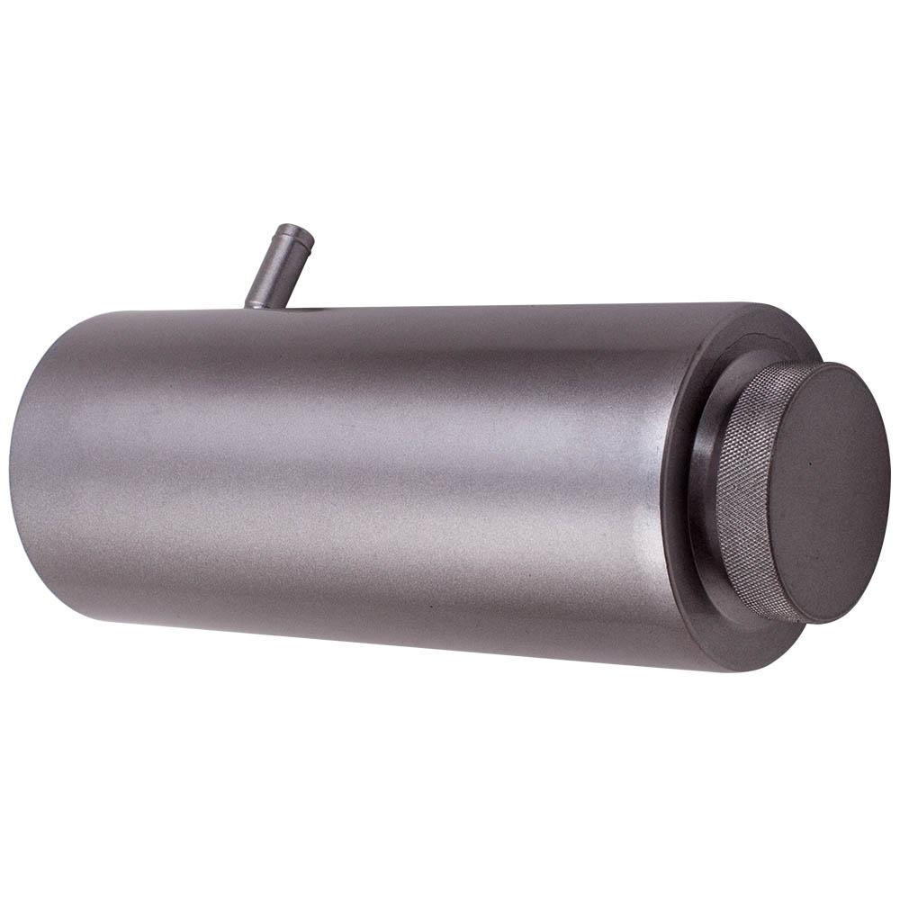 Aluminum 800ml Radiator Coolant Oil Catch Water Tank Overflow Reservoir Oil Pipe