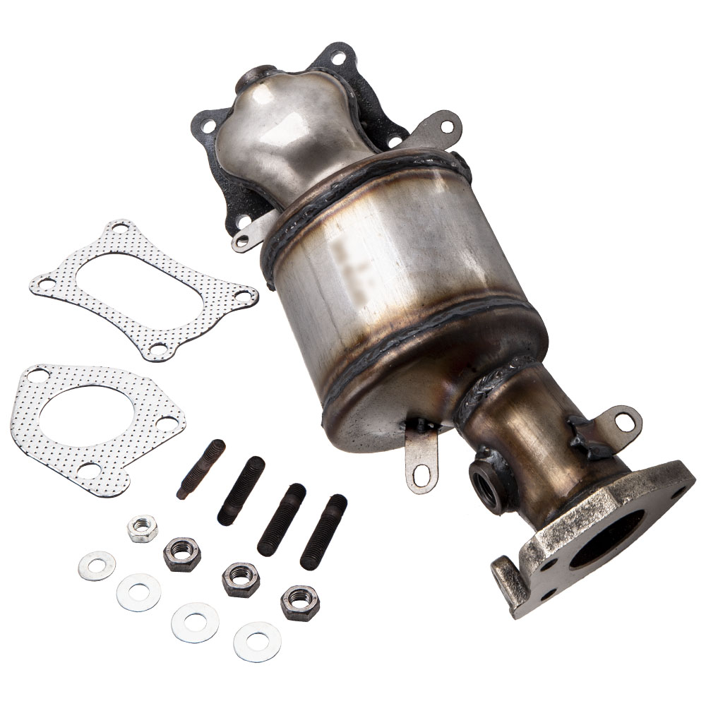 For 2010-14 Acura TSX 3.5L Firewall Side Exhaust Catalytic